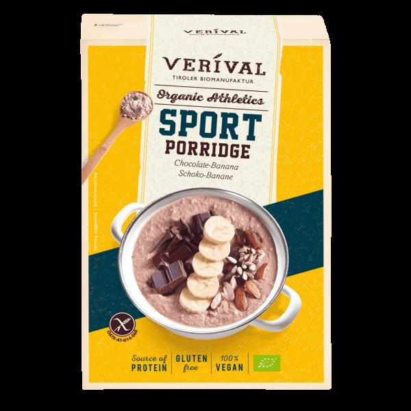 Sport Porridge Schoko-Banane