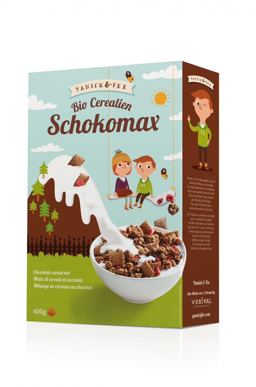 Verival Schokomax Yanick und Fee