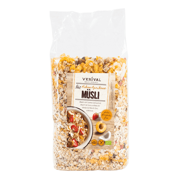 Muesli with Coconut and Apricots 1400g