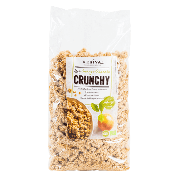 Verival Orange-Acerola Crunchy 1500g