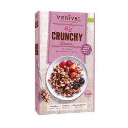 Crunchy croccante <br>con Frutti rossi