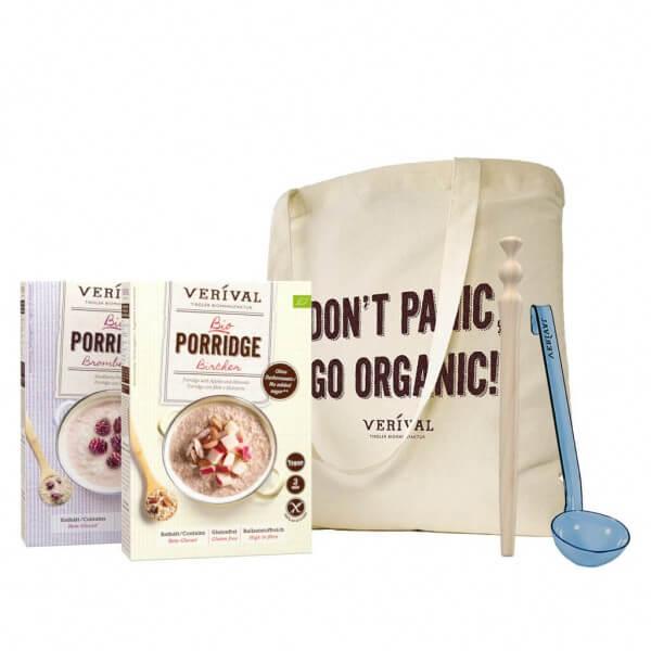 Porridge-Set für Fortgeschrittene