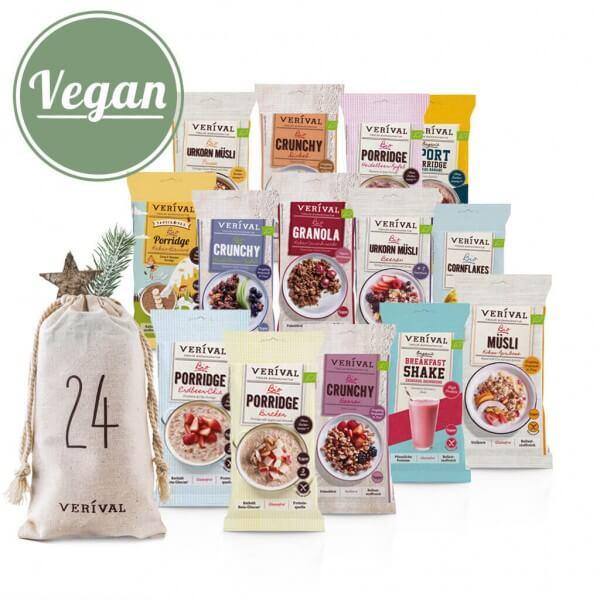 Refill for Advent calendar bags vegan