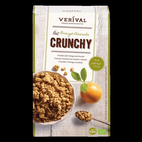 Verival Orange-Acerola Crunchy 325g
