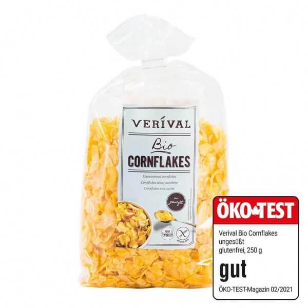 Cornflakes ungesüßt 250g