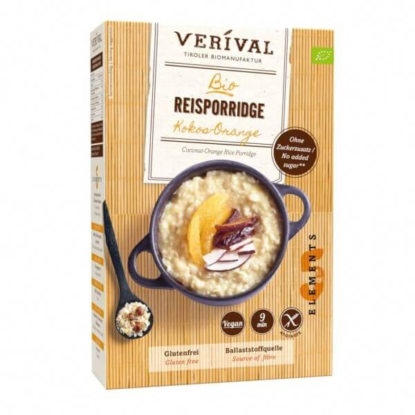Verival Kokos-Orange Reisporridge