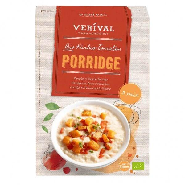 Verival Kürbis-Tomaten Porridge