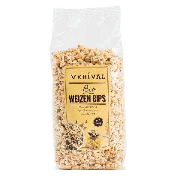 Verival Weizen Bips mit Honig