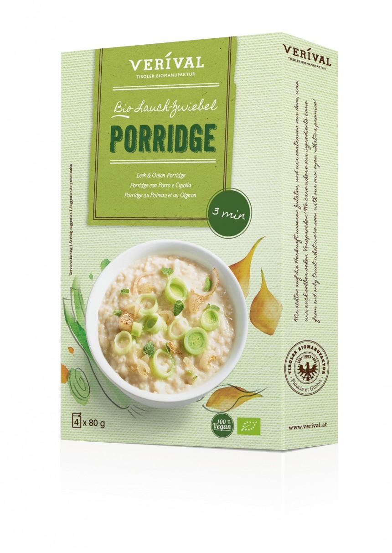 Verival Bio Lauch Zwiebel Porridge