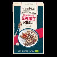 Grain Free Sport Müsli Mandel-Feige