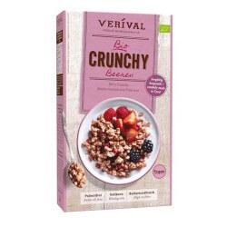 Crunchy <br>aux baies