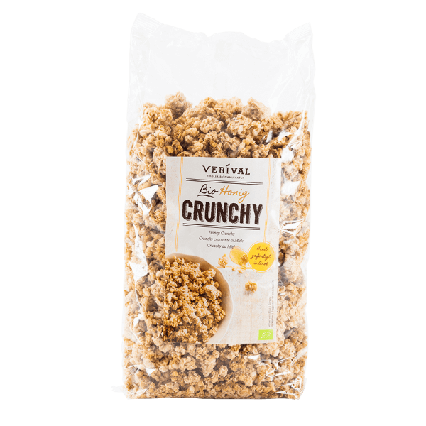 Verival Honig Crunchy 1500g