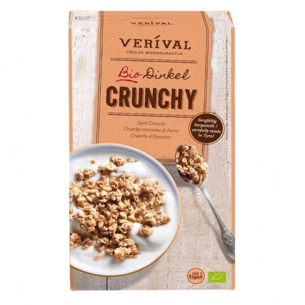 Verival Dinkel Crunchy 375g