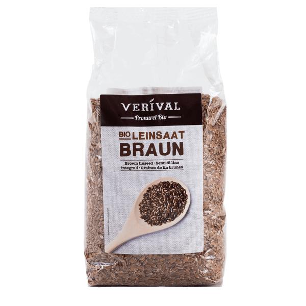 Verival Leinsaat braun